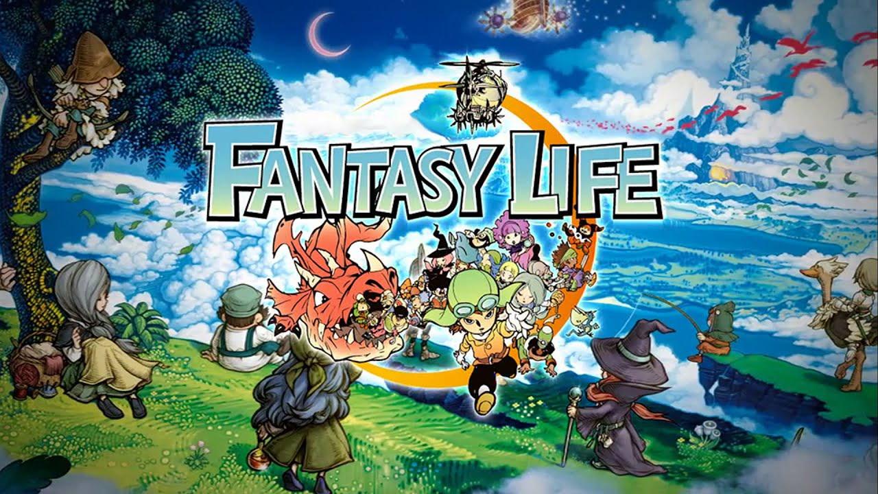 Dragon Shard Fantasy Life