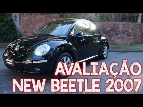 Avaliação New Beetle 2007 - O Novo Fusca Da Volkswagen