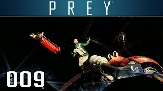 PREY [009] [Zero-G - Schwerelos im All] [2017] Let's Play Gameplay Deutsch German thumbnail
