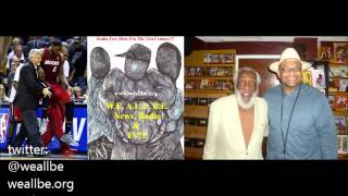 Baba Dick Gregory: LeBron James Faked Cramping & Fixed NBA Games~6/22/2014