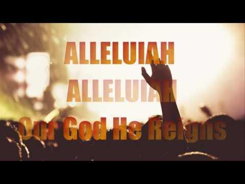 """""""Our God He Reigns"""" (SFC-CHRISTBOUND)"""