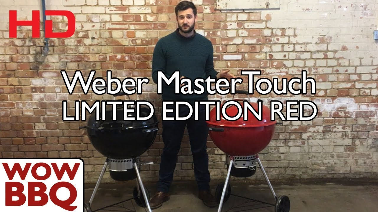 the limited edition weber master touch gbs 57cm in. Black Bedroom Furniture Sets. Home Design Ideas