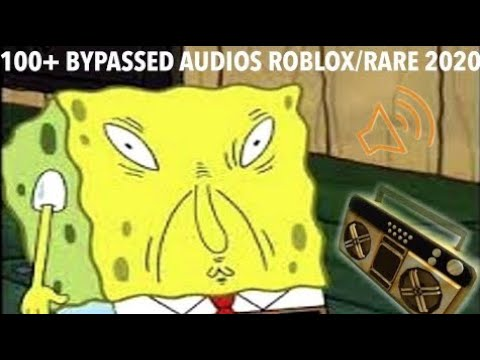 100 Bypassed Audios Roblox Working March 2020 Rare Unleaked New