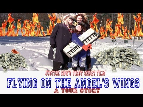 Flying on the Angels' Wings - A Tour Documentary