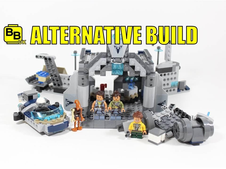 instruction Manual s Neu Lego Bauanleitung Starscavenger 75147