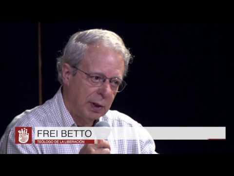Conferencia Frei Betto en la Casa de la Cultura Ecuatoriana