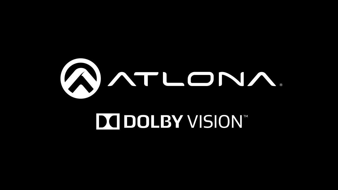Dolby Vision OmniStream AV over IP system - Atlona