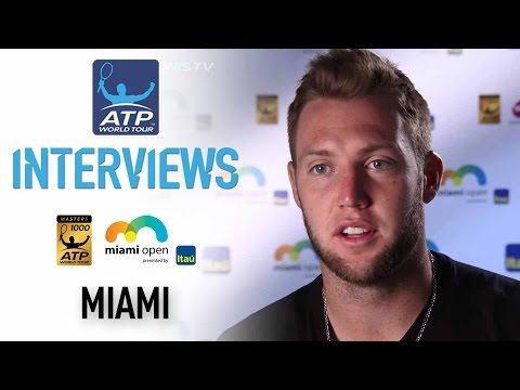 Sock Reflects On Reaching Miami 2017 QF