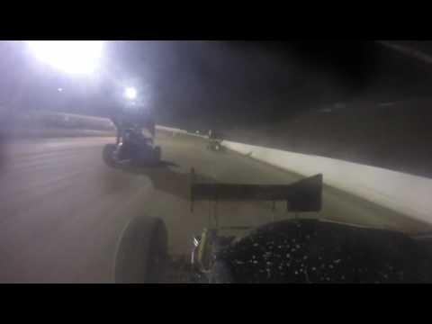 Hesston Speedway 305 Racesaver Sprint 9-4-2016