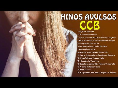 HINOS AVULSOS CCB vol 1 - 15 HINOS Belas vozes da CCB