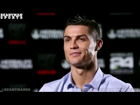Interview Cristiano Ronaldo for ESPN about Sir Alex Ferguson