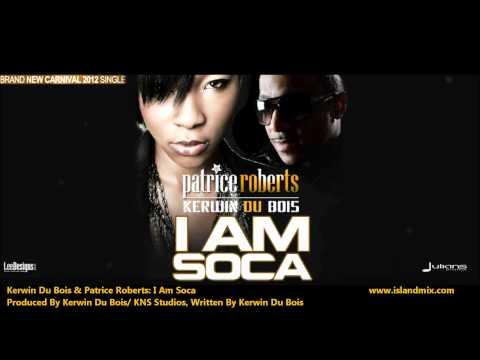 Patrice Roberts & Kerwin Du Bois - I AM...