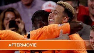 Aftermovie Nederland-Duitsland (13/10/2018)