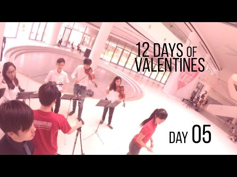 12 Days of Valentines: Day 5