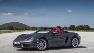 Porsche Boxster S (718 S) - First Impressions by an average Joe - VLOG /002 thumbnail