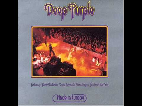 [Made in Europe] Smoke on the Water - Deep Purple