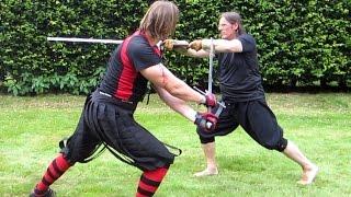 Master Strikes: Krumphau