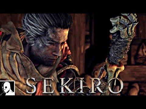 Sekiro Shadows Die Twice Gameplay German PS4 #3 - Neue Fähigkeiten - Let's Play Deutsch