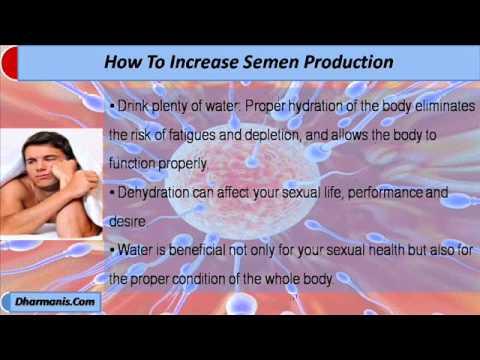 Natural Ways To Increase Production