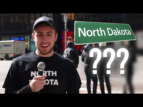 What Do New Yorkers Know About North Dakota?