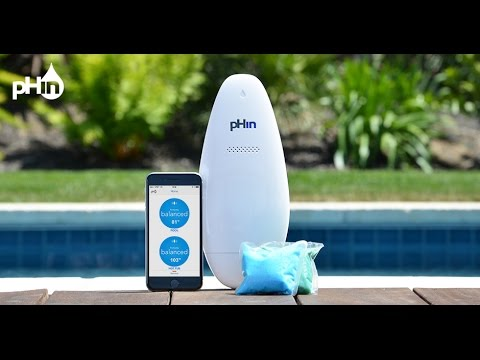 Connected Yard pHin IoT Smart Pool Sensor