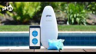 Connected Yard pHin IoT Smart Pool Sensor