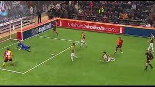 Evren Turhan'ın Golü | 4 Büyükler Salon Turnuvası | Galatasaray 3 - Fenerbahçe 0 | (02.01.2016)