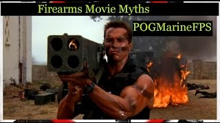 Three Firearms Movie Myths That a CrAzY but not True