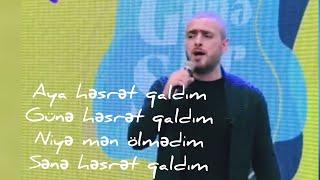 Celil Eliyev Hesret Qaldım (videoklip)