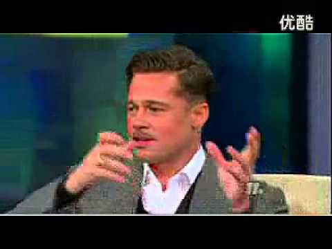 Brad Pitt on Oprah Show - Part 2_2