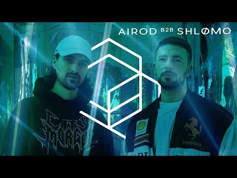 Intercell Podcast Series - AIROD b2b SHLØMO  [4K Video]