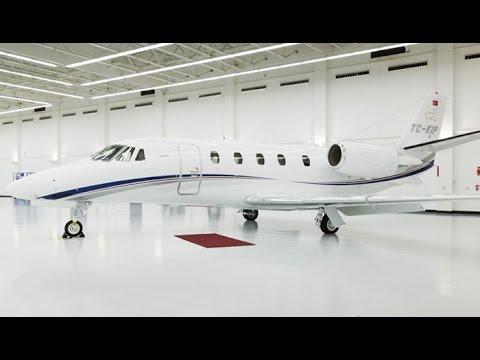 Cessna Citation XLS+  (YOM:2013 / 7 seats)
