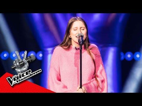 Cherine zingt 'Unsteady' | Blind Audition | The Voice van Vlaanderen | VTM