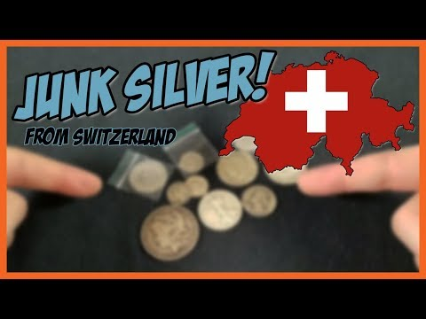 Switzerland's 'Junk' Silver Coins | 83.5% Silver Content