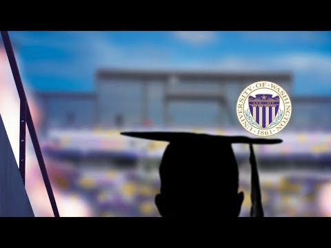 2014 University of Washington Commencement