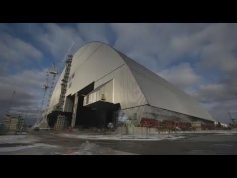 Tschernobyl: Neue Schutzhülle für den Katastrophenreaktor