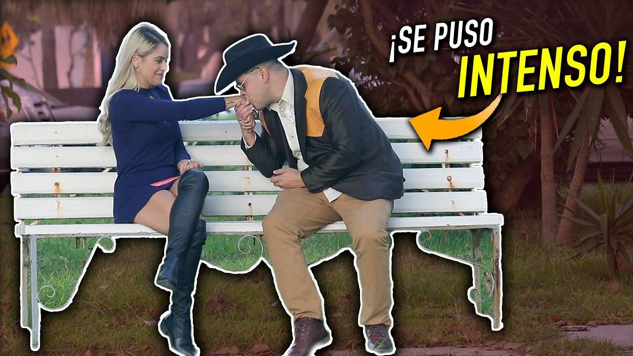 SALÍ con FAN VAQUERO - ¡QUISO LLEVARME POR UN CHIVITO! | Amy Diaz