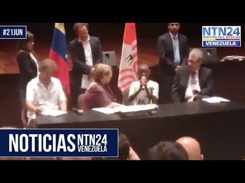 Noticias NTN24ve #21Jun