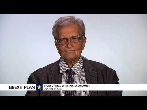 Nobel Prize-winning economist Amartya Sen worried about Donald Trump
