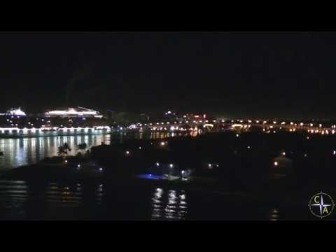 Port Everglades Entry Independence of the Seas