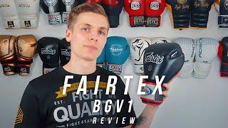 Fairtex BGV1 Universal Training Boxing Gloves Review