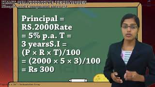 Simple and Compound interest - KMAT - Tips and Tricks - Chathamkulam Learning App