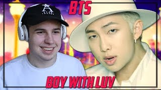 Music Critic Reacts to BTS - BOY WITH LUV feat. HALSEY