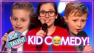 best comedians on got talent
