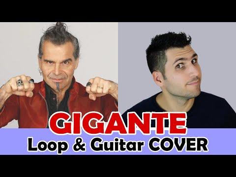 GIGANTE - Piero Pelù LOOP & GUITAR cover - MICHELE GUERRA