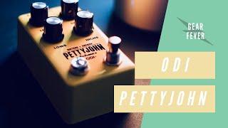 PettyJohn Electronics ODI // Full Course Meal Pedal Demo