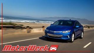 MotorWeek | First Look: 2016 Chevrolet Volt