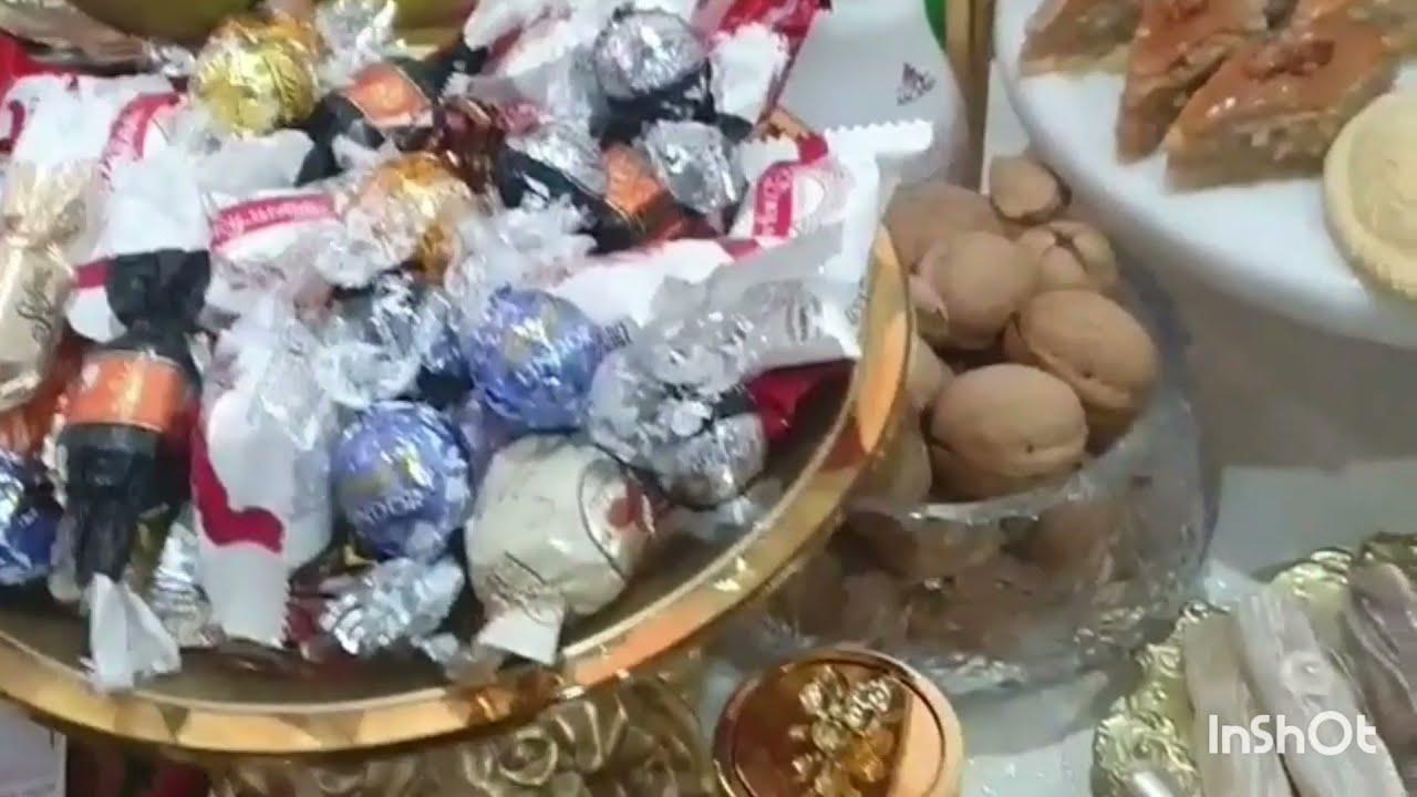 Azərbaycanlı qadının 2 gün ərzində Tək Başına Hazırladığı Bayram süfrəsi 10 cür Nemət