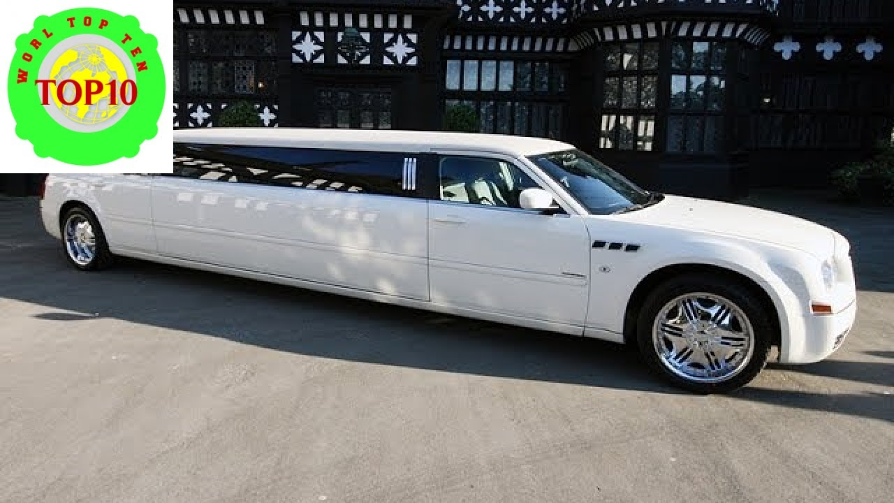 Top 10 Most Expensive Limousines In The World Youtube
