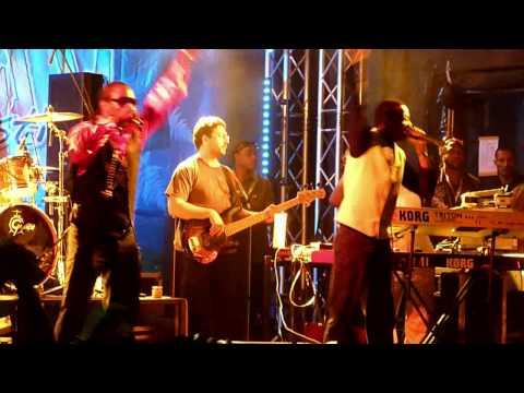 Tanto Metro & Devonte -Live @ Reggae Jam 31.07.2010